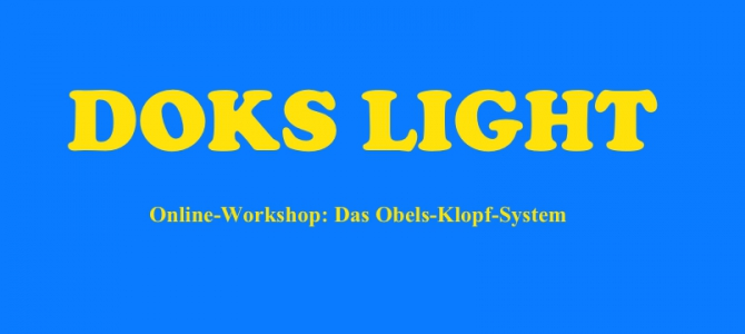 DOKS – Thema Selbstwertmangel & Motivation – Element Erde DOKS