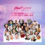 Flow Summit: Joe Dispenza, Eckhart Tolle, Deepak Chopra und weitere 130 Experten erleben - online!