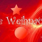 Frohe Weihnachten und ein gutes Neues Jahr! Mein Rückblick 2020!