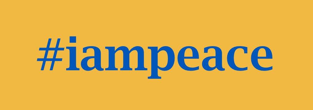 Weltfrieden-Meditation #iampeace heute 18:00 Uhr - mit Deepak Chopra u.a.
