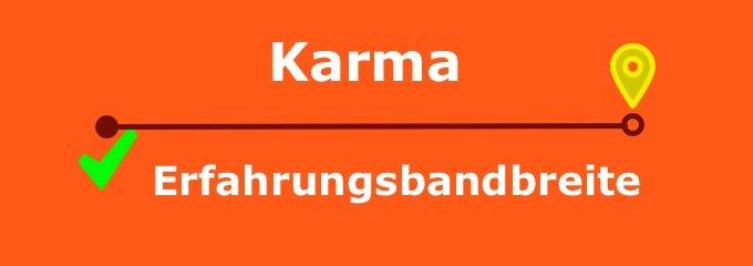 Karma steht einem erwachenden Bewusstsein im Wege?